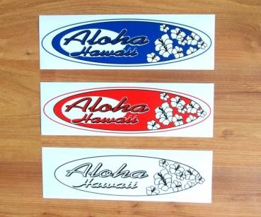 32cm x 10cm, ALOHA HAWAII