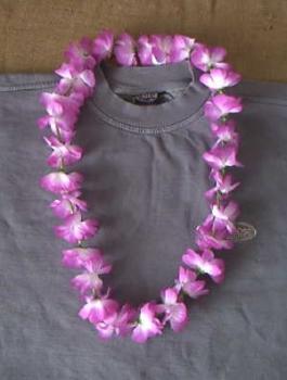 Blumenketten - lila