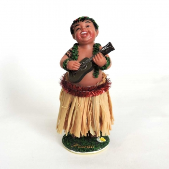 Wackel Hula Figur (10,5cm) - fat man small