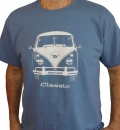 T-Shirt - HANG LOOSE - 'bus' - Motiv vorne