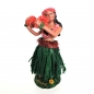 Mobile Preview: Wackel Hula Figur (10cm) - lei girl - #2