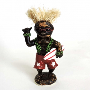 Wackel Hula Figur (10,5cm) - big hair